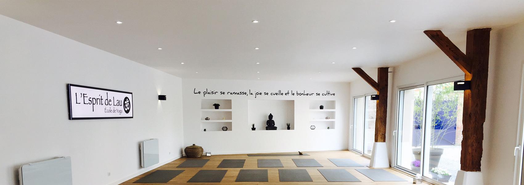 Salle de Yoga à Sens